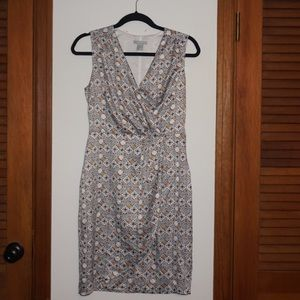 H&M Geometric pattern dress
